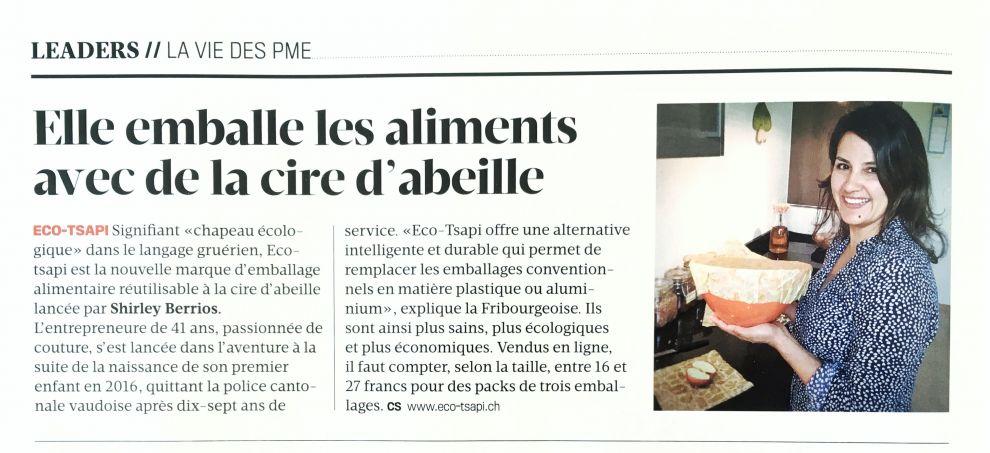 Bilan La Vie des PME